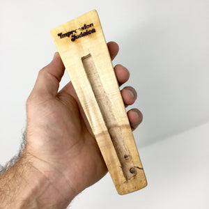 Mezuzah Case (Maple Wedge)