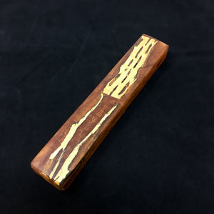 Mezuzah case (Cholla Wood and Cast Resin)