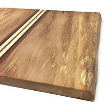 Load image into Gallery viewer, Sycamore cutting board with live edge