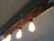 Load image into Gallery viewer, Driftwood Light Fixture