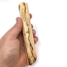 Load image into Gallery viewer, Spalted Maple Mezuzah Case #2