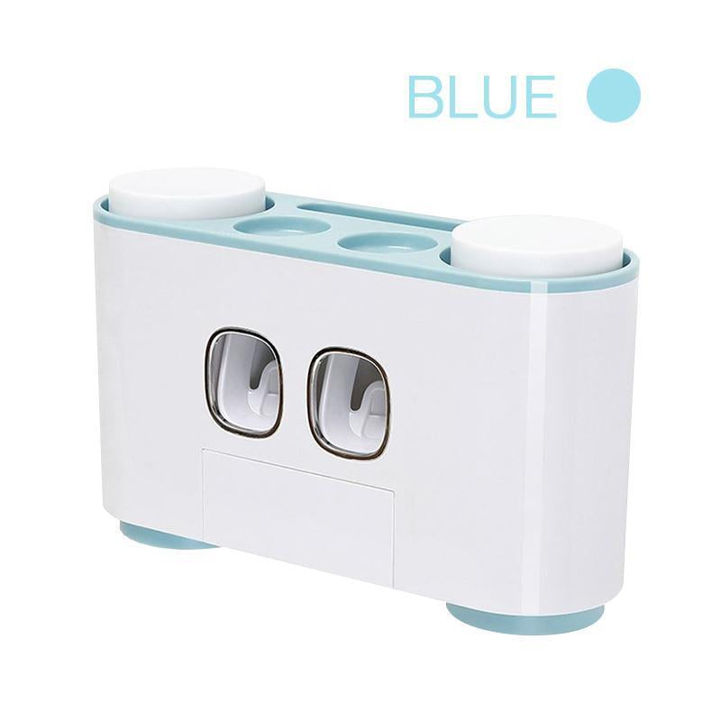 Free worldwide, buy two, 50% OFF Toothbrush holder