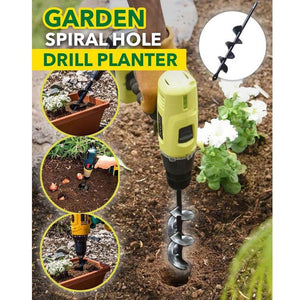 Garden Spiral Hole Drill Planter - BUY TWO FREE SHIPPING