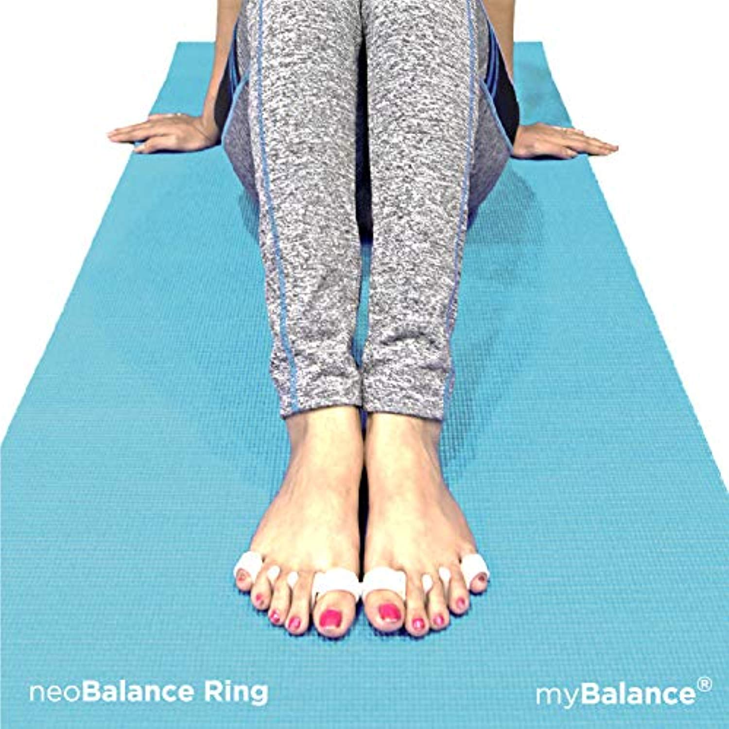 Balance Ring Toe Stretcher & Toe Separator