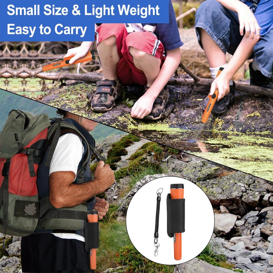 Pro-Pointer AT Waterproof Pinpointing Metal Detector- 70% OFF TODAY