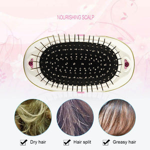 IONICSILK - Electric Ionic Styling Hairbrush - 70% Off Today!