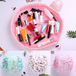 Lazy Makeup Bag Quick Pack Waterproof Toiletry Bag