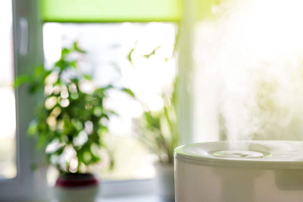 Humidifiers for Tap Water