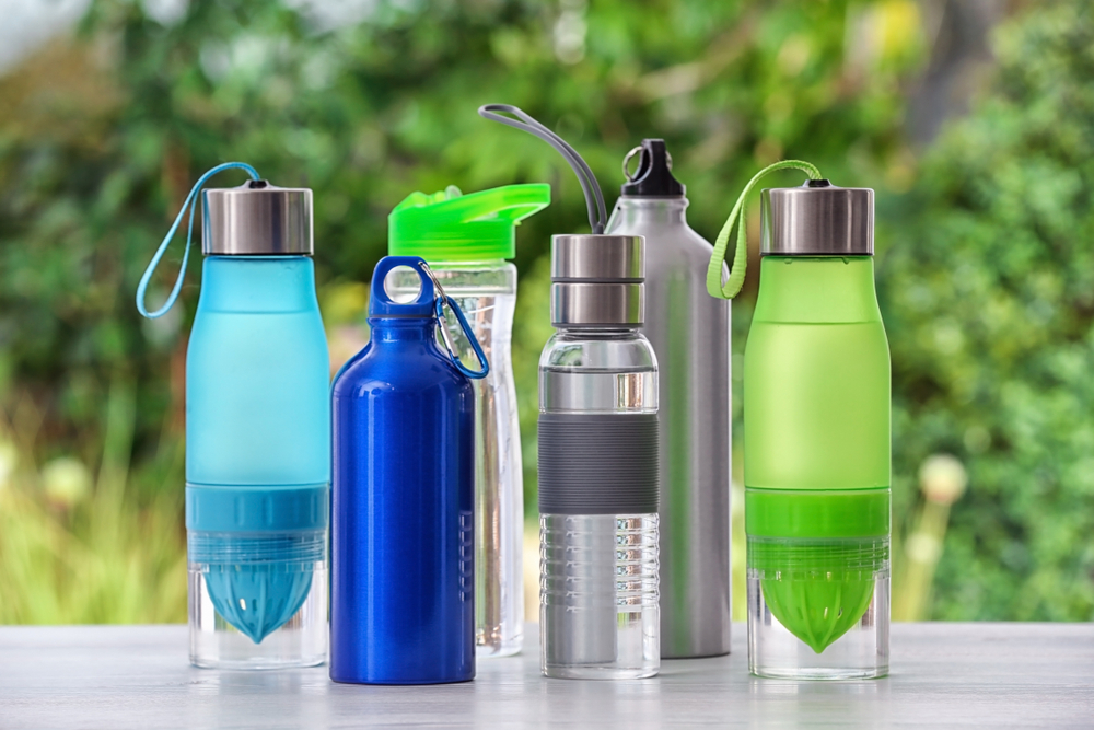 Recycle Stainless Steel Bottle