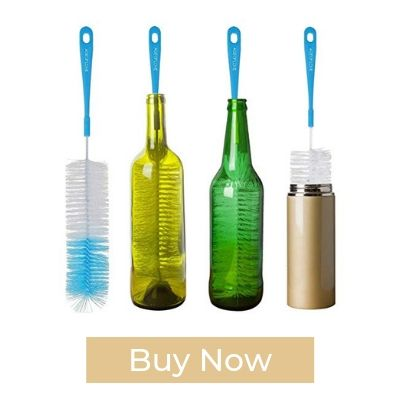 Ageoflove Long Bottle Cleaning Brush