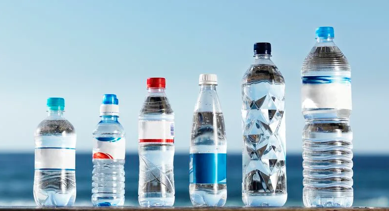 Bottled Water is Available in The Extensive Variety of Flavors