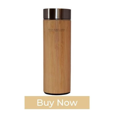 Evrchill Wooden Thermos