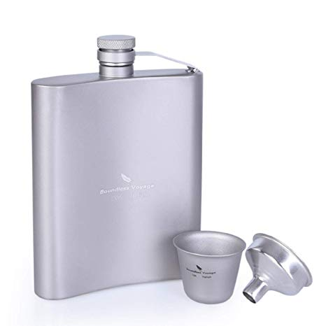 Hip Thermos Flasks
