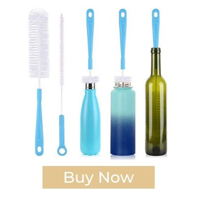 Hiware Long Bottle Cleaning Brush