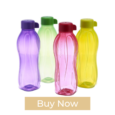 Tupperware Eco Sports Water Bottle