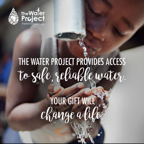 the-water-project-donation