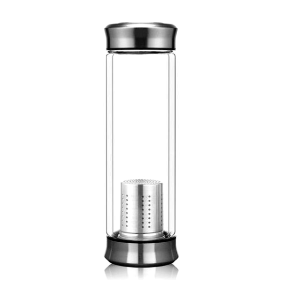 Double Side Infuser Bottle - iBottleUp - iBottleUp