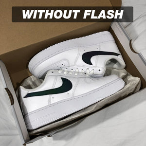 Nike Air Force 1 Reflective (Swoosh Only)