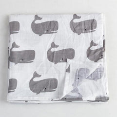 Muslin Cotton - Baby Organic Swaddle