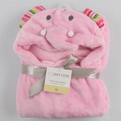 Soft Hooded Animal - Baby Towel
