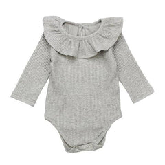 Winter - Newborn Baby Girl Romper