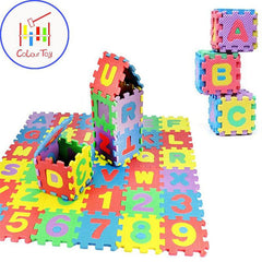 Quick Learner - Toddler Puzzle Mat