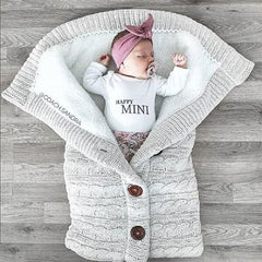 Eva Woolen - Baby Wearable Blanket
