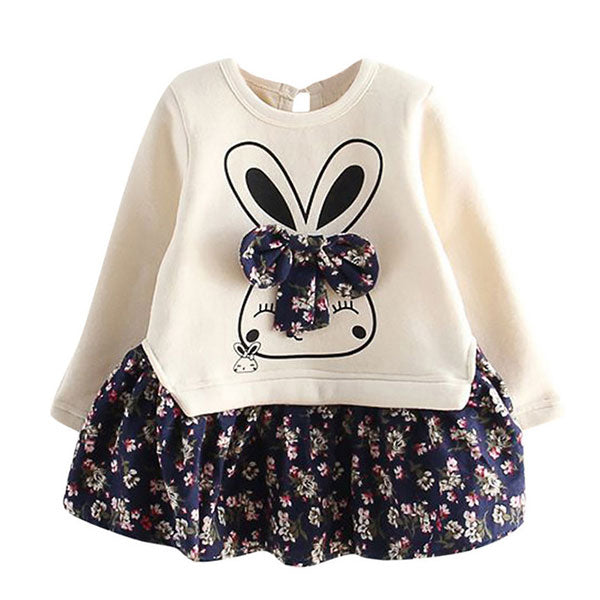 Little Bunny - Baby Gril Dress
