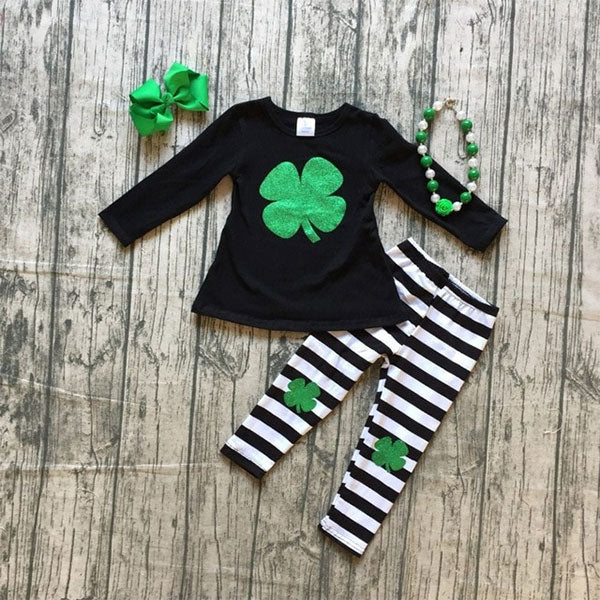 St.Patrick's Day - Toddler Girl Outfit