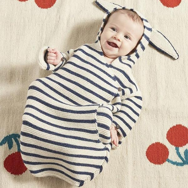 Long Sleeve Hooded - Baby Boy Romper
