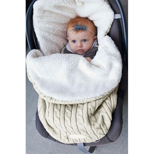 Maureen Woolen - Baby Sleeping Bag