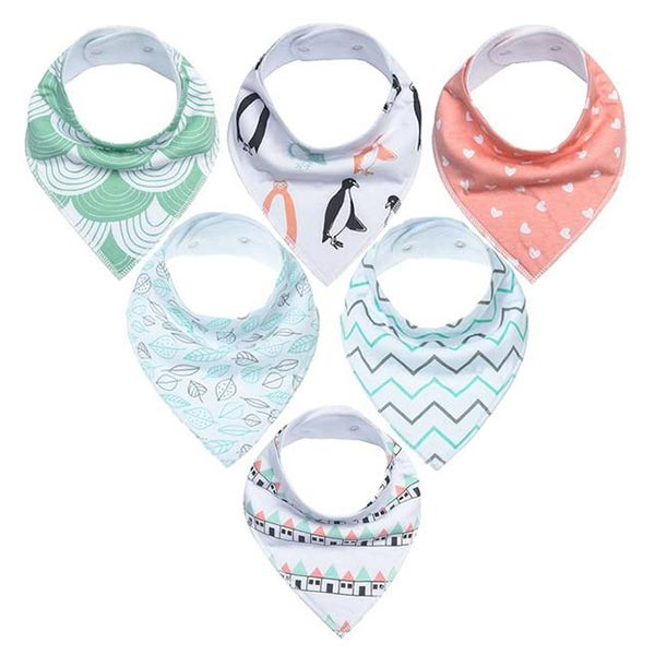 Perfect (Set of 6) - Baby Bib