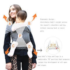 Colorful Baby Carrier Sling