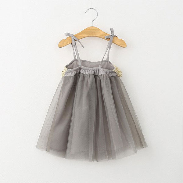 Tulle Tutu Baby Girl Dress