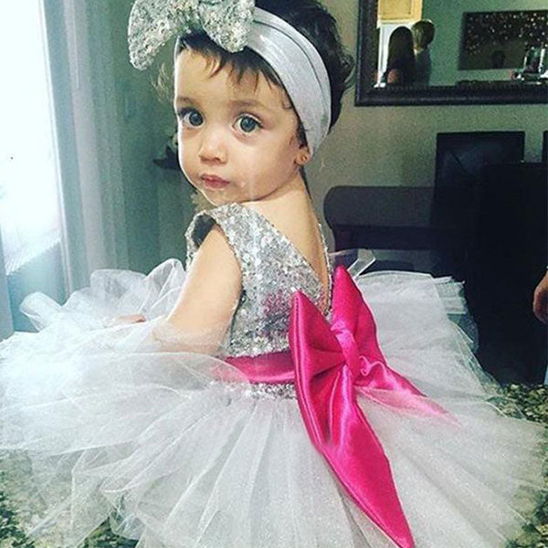 Pixie Dust Baby Party Wear Dress