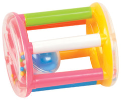 Plastic Jingle Shaking Bell - Baby Toys