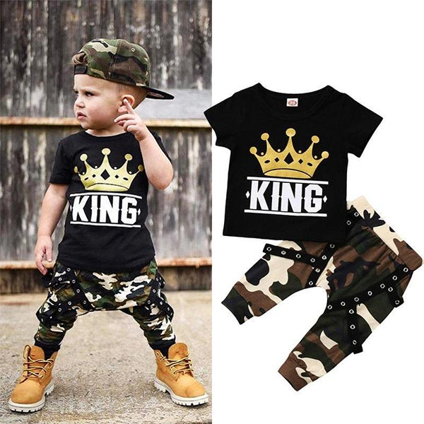 King - Baby Boy Toddler