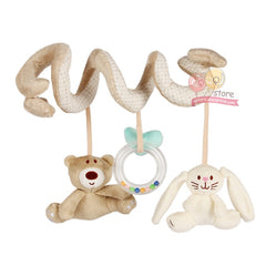 Animal Rattle Hanging - Baby Toys
