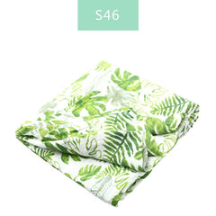 Muslin Stretch Cotton - Baby Organic Swaddle