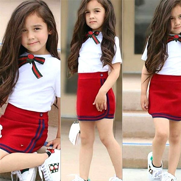 Mini Skirt Party - Baby Girl Toddler