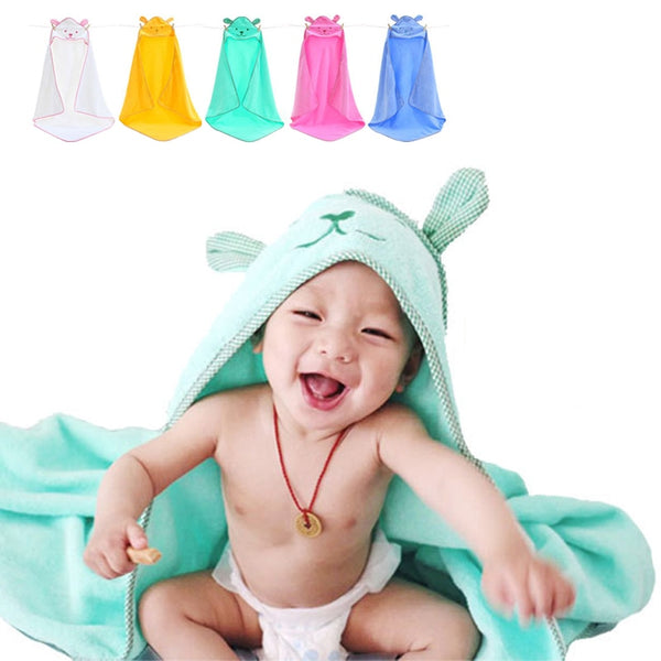 Comfortable Cotton Wrap - Baby Towel