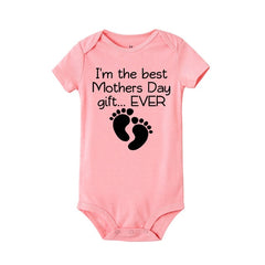 Baby Romper - Mother's Day