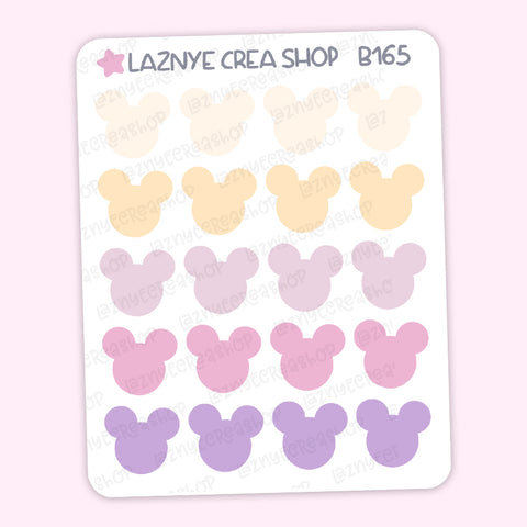 Mouse Stickers, Coding Stickers, Deco Stickers, Kpop Bujo Stickers, Functional Stickers, Planner Stickers, Bullet Journal Stickers