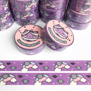 Halloween Washi Tape, Spooky, Planner Washi Tapes, Washi Tape Rolls, Pastel, Cute Washi, Planner Accessories
