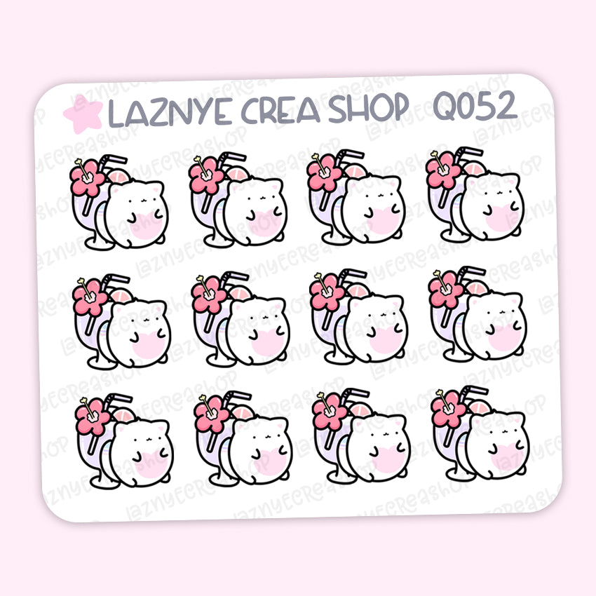 Summer Mini Stickers #Q052