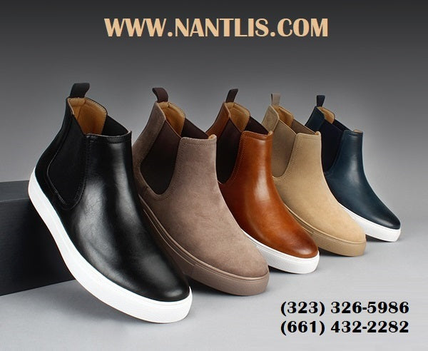 Casual footwear for men