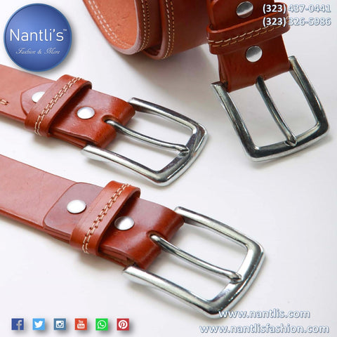 Cinturones de Piel - Leather Belts