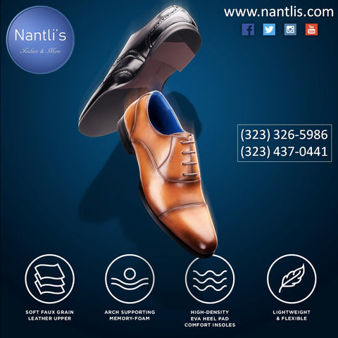 Happy Father's Day 2019 Nantlis Men's Shoes