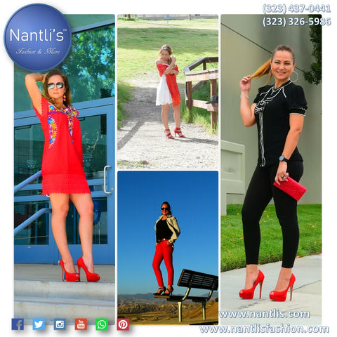 Footwear Clothing and accessories for women