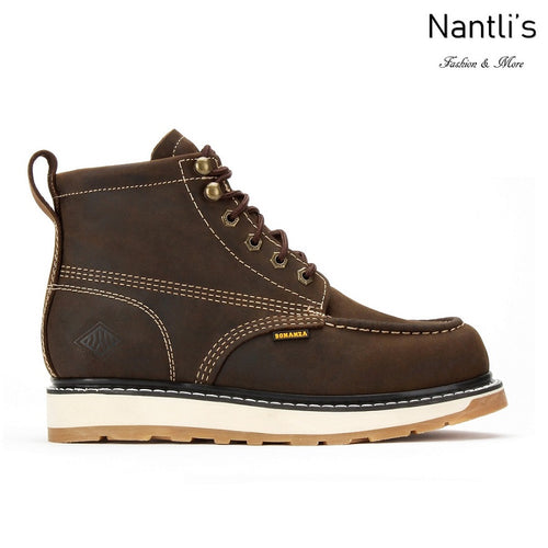 Botas de Trabajo BA612 Crazy Brown Work Boots